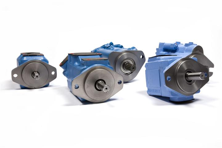 Hydraulic vane pumps remanufactured