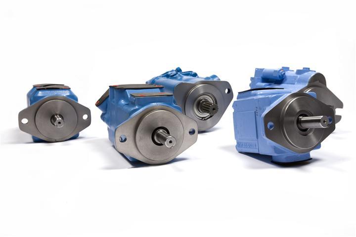 Hydraulic vane pumps remanufactured