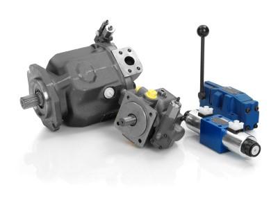 Bosch Rexroth Hydraulic components