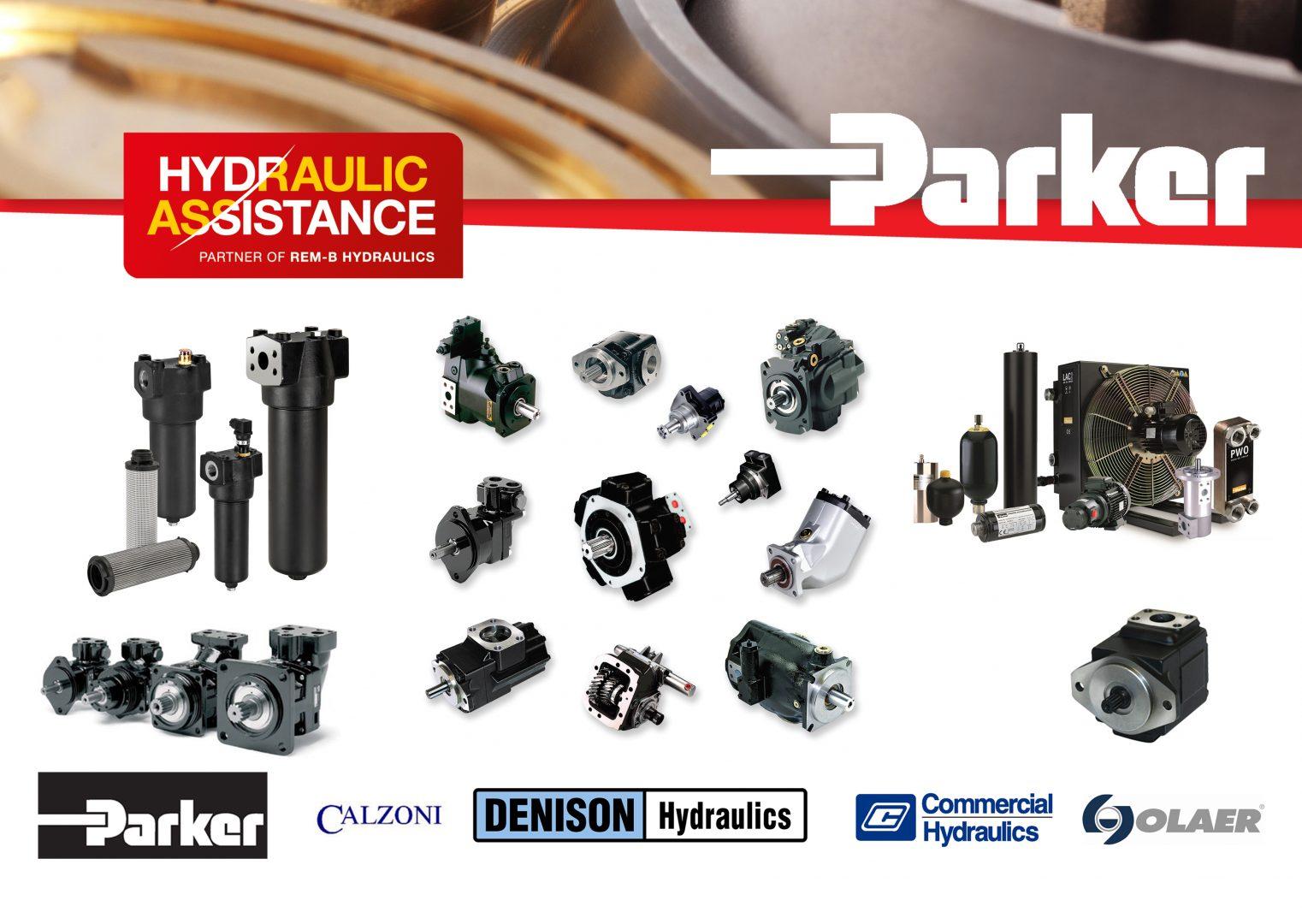 Parker distributeur certifié