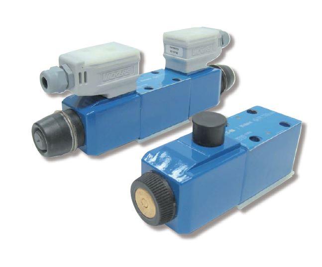 Vickers valves