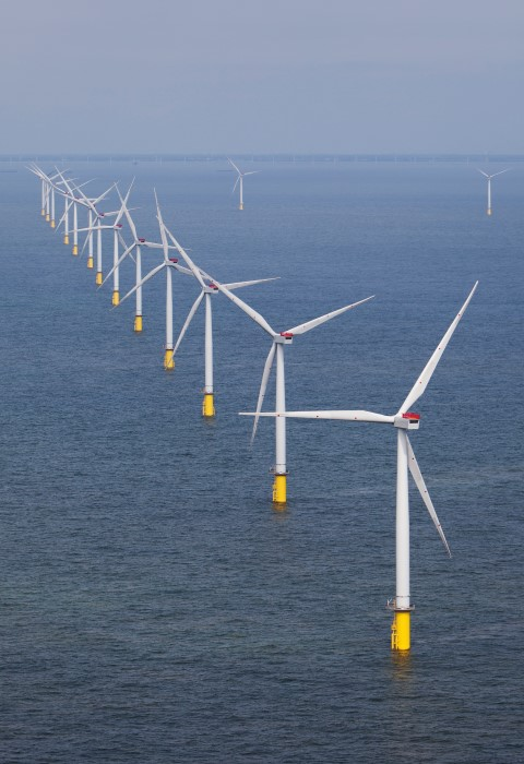 Wind farm Offshore - Medium (Small)