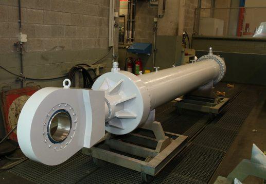 Hydraulische cilinders herstellen