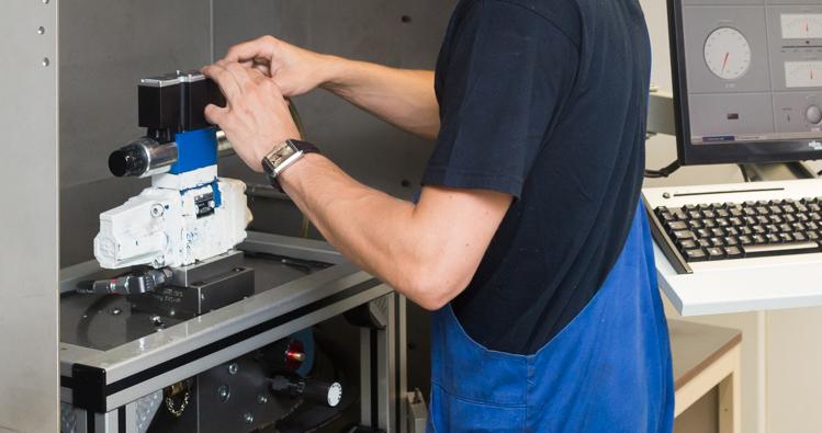 herstellen hydraulische ventielen