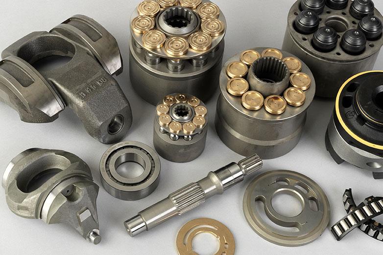 Hydraulic spare parts REMB