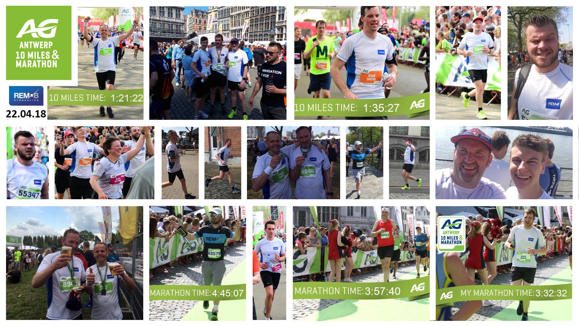 Antwerp 10 miles REMB