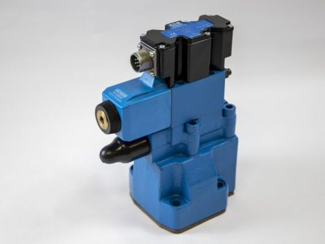 Hydraulic proportional valve vickers remb hydraulics