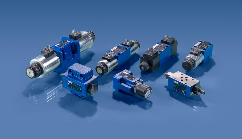 rexroth hydraulic cetop valves