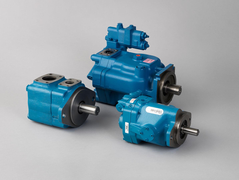 Rem-b hydraulics eaton vickers pumps
