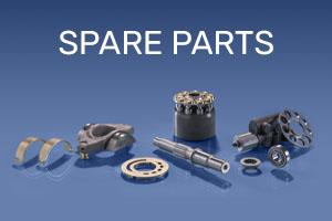 Bosch Rexroth spare parts
