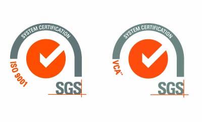 ISO 9001 VCA