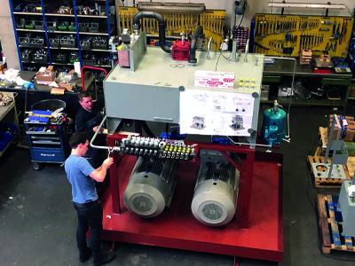 Hydraulic engineering projecten