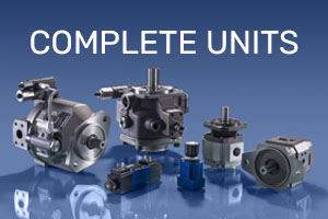 Bosch Rexroth complete units