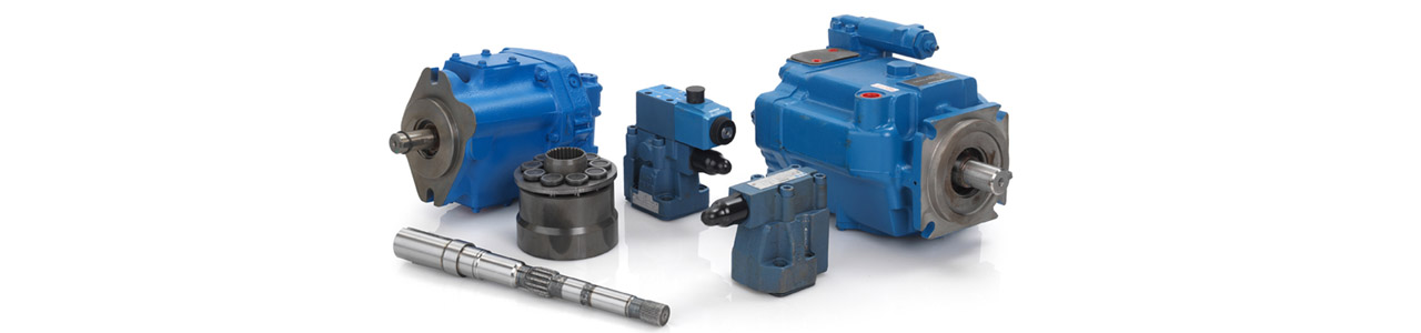 Rem-b hydraulics Eaton vickers pumps and parts